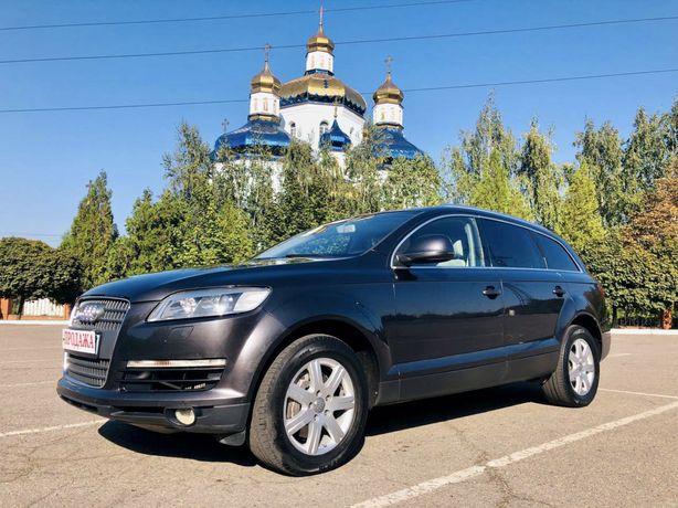 Авто Audi Q7 3.0TDI Quattro,обмен, [Рассрочка, взнос от 25%]