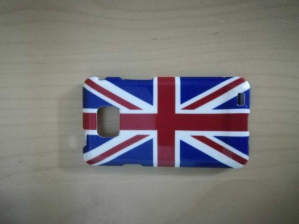 Capa de telemóvel- Bandeira Inglaterra