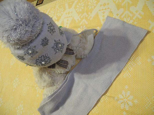 комплект зимний шапка и шарф AGBO