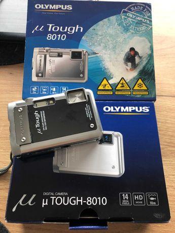 Aparat cyfrowy Olympus Mju TOUGH-8010