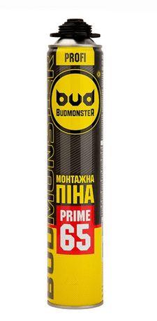 Піна професійна Budmonster Prime 65, 825 мл. 960гр.