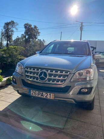 Mercedes ML 300 CDI 4MATIC