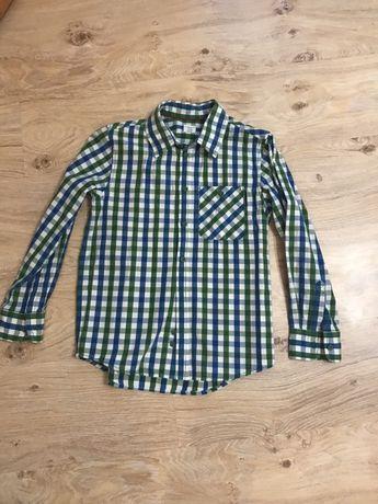 Рубашка 122-128 р 6-7 лет