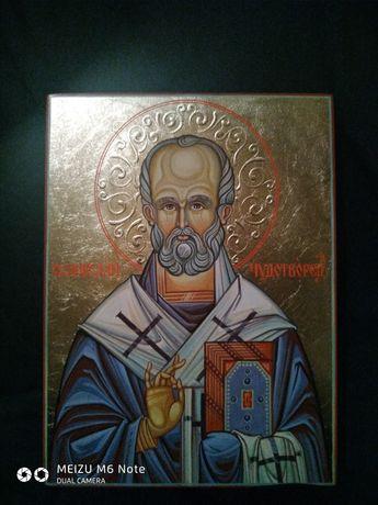 Св. Николай чудотворецъ.
