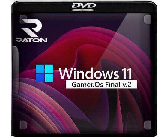 Windows 11 gamer Edition x 64 bits
