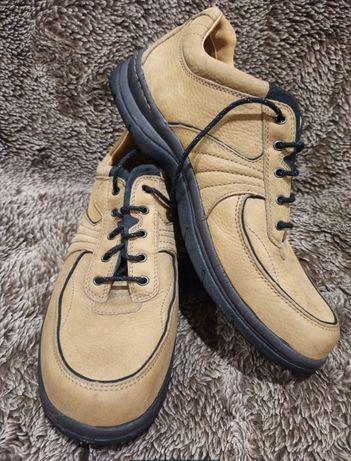 Продам туфли Clarks осень-весна 45р