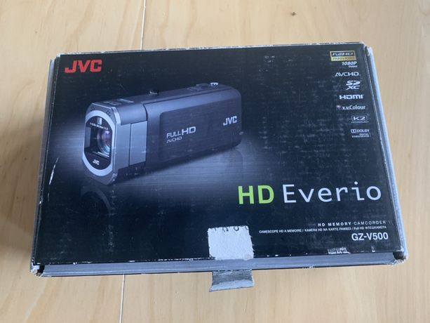 Kamera JVC gz-v500 full hd