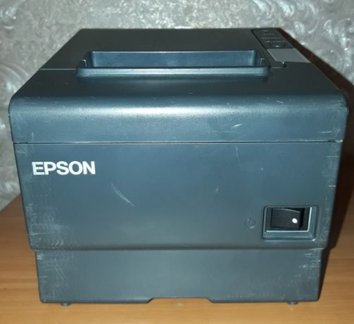Чековий принтер Epson TM-T88V