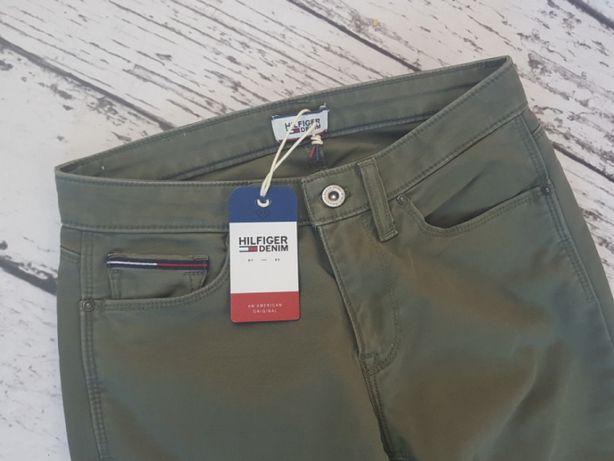 Nowe spodnie Tommy HILFIGER