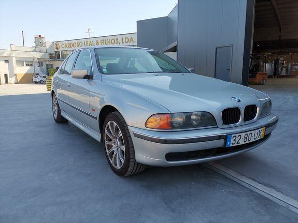 BMW Serie 5 520i E39 (Gasolina e GPL)