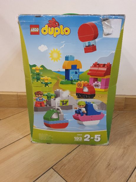 Lego DUPLO Kuferek kreatywny 10622