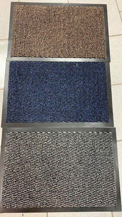 Коврик придверный на вход на резиновой основе 0,4 на 0,6 м Херсон - изображение 1