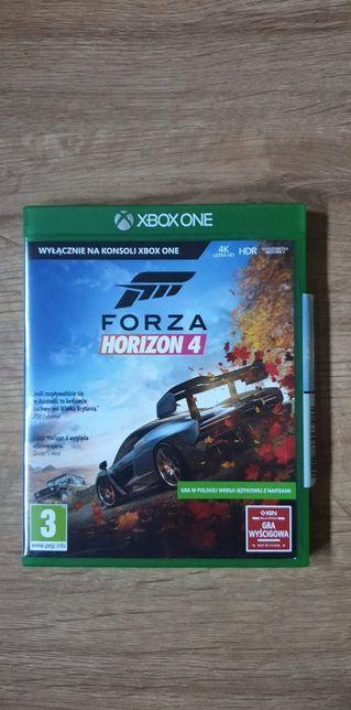 Forza Horizon 4 XBOX ONE PL - Stan Idealny !