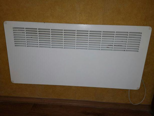 Конвектор с механическим  термостатом. Электро батарея