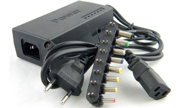 Универсальное зарядное устройство ноутбука 96W адаптер блок питания бп