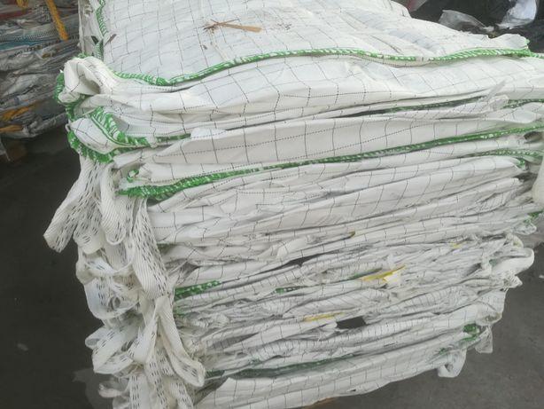 Używane worki w idealnym stanie / Big Bag rozmiar 95x95x120cm HURT