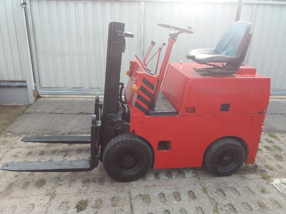 A Wózek RUMIA RAK 1,5 T wspom. diesel transport LEASING widłowy Rumia - image 1