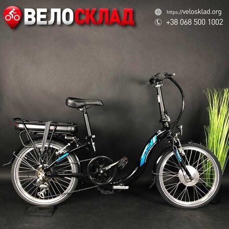 Складний електровелосипед TALENT Folding E-bike, алюміній, Shimano