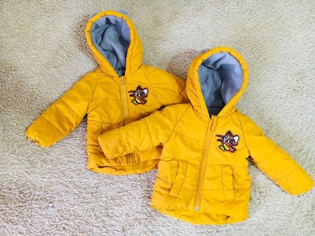 Куртка весняна для хлопчиків і дівчаток