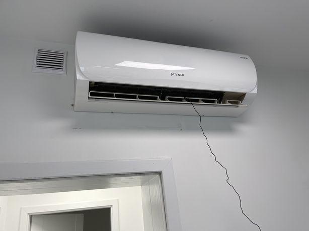 Klimatyzacja z montażem 2650zł