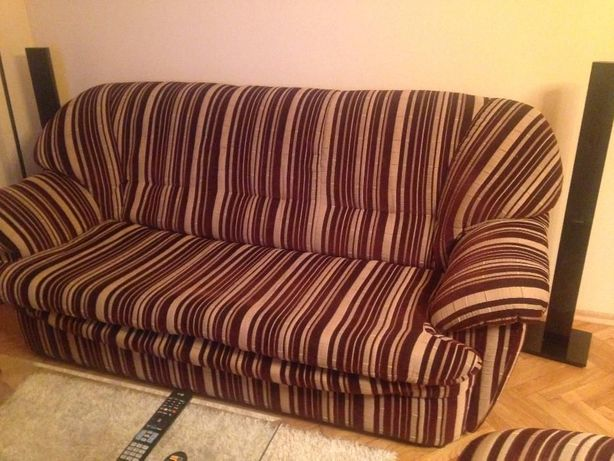 Sprzedam komplet wypoczynek, kanapa, sofa , 3+2+1, czysty, ładny