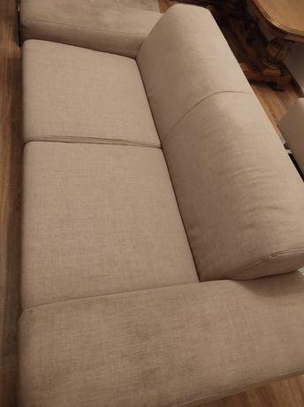 Sofa z dostawką stan db do odświeżenia
