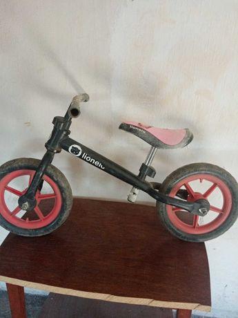 Rowerek biegowy dla dziewczynki i chlopca