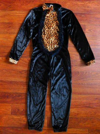 карнавальный костюм Кошка 7-8 лет хэллоуин 128 размер