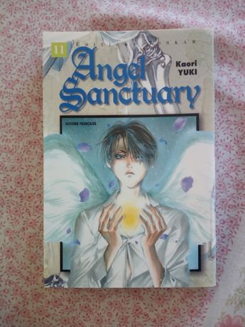 Manga Angel Sanctuary Vol 11 (Françês)