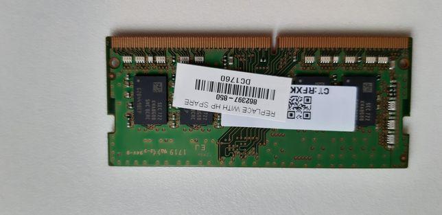 ОЗУ для ноутбука 8 гб DDR4