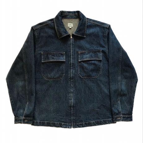 Джинсовая куртка Calvin Klein Jeans | джинсовка carhartt levis dickies