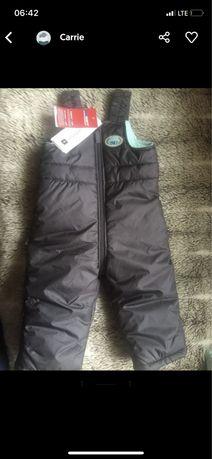 Nowe spodnie zimowe Wojcik