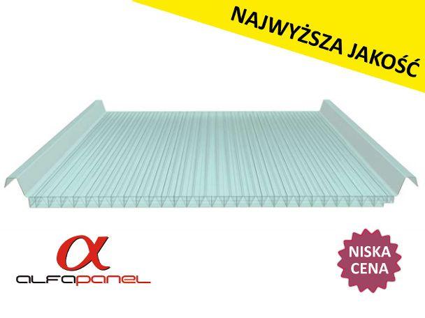 Świetlik dachowy Alfa Roof Premium 30mm/1000mm - Środa Wlkp.