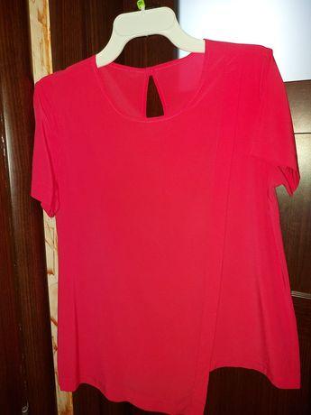 Bluzka różowa rozmiar 38