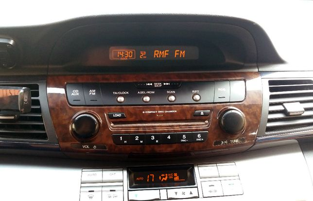 Honda FR-V Radioodtwarzacz oryginał