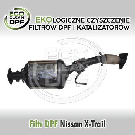 Nissan X-Trail- 2.0 dCi DPF, FAP, SCR, Katalizator.