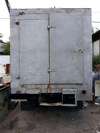 ГАЗ 52 з холодильною будкою!!!