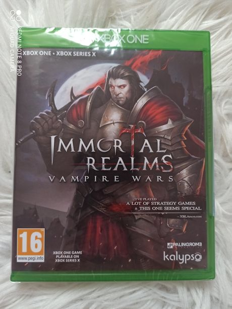 Nowa gra Immortal Realms Xbox One Series X