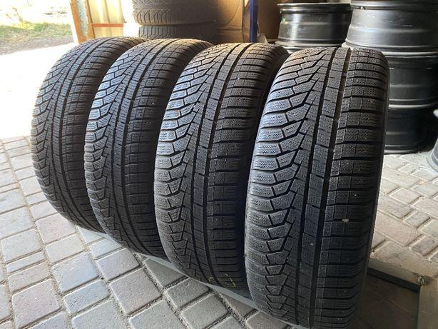 зима 215\60\R16 6,6мм 2016г Hankook 4шт шины шини