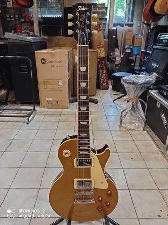 Tokai ALS-48 Love Rock Gold Top - gitara elektryczna - sklep GRAM
