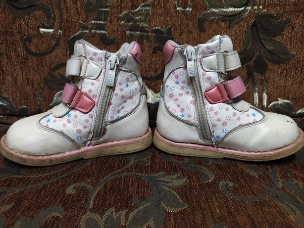 Деми ботинки на девочку