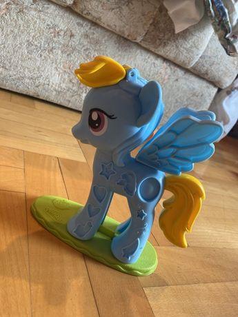 Play Doh kucyk Little Pony Rainbow Dash