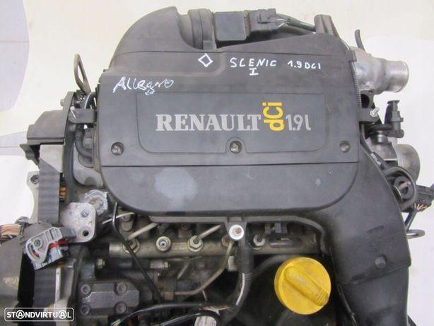Motor Renault F9QK732
