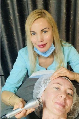 Косметология,пилинги,Rf лифтинг,чистки лица,массаж лица