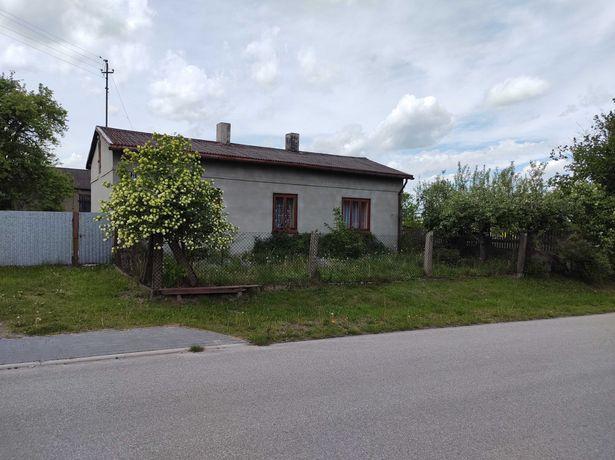 Sprzedam dom mieszkalny z budynkami gospodarczymi, działka rolna 1ha