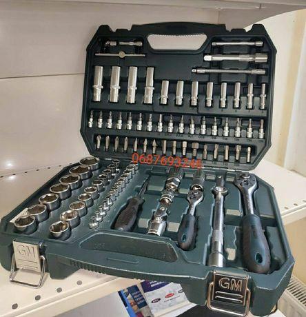 Набор инструментов Mannesmann Gm 94 одн. Набір інструментів ключів