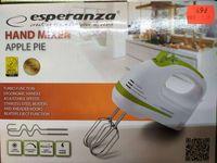 Mikser ręczny Nowy 2 lata Gwarancji Esperanza Lombard Madejsc
