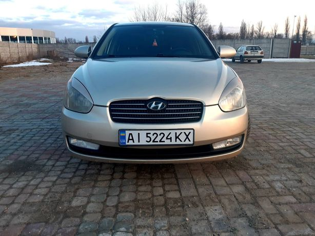Hyundai Accent 1.6 max