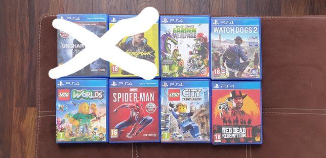 Spider Man Ps4 i inne