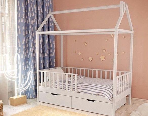 Продам детскую кровать - домик